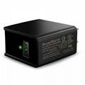 PowerFalcon 12W(5V/2.4A) Smart USB Charger/US