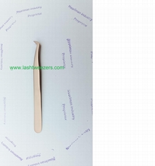 Volume Tweezers Rose Gold