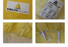 代爾塔 DT300黃色防化服