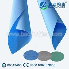 sterilization crepe paper