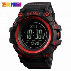 2018 New Skmei Watch men Fashion digital multifuctional Wristwatch With compass