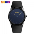 Classic simple design quartz watch zinc