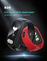 ECG heart rate blood presure sleep data remote camera diver smart bracelet watch