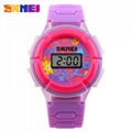 Promotional sports watch multicolor kids