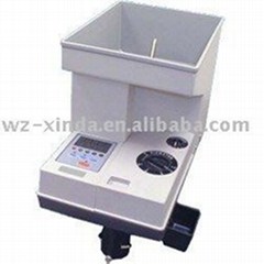 COIN COUNTER WITH LARGE CAPACITY