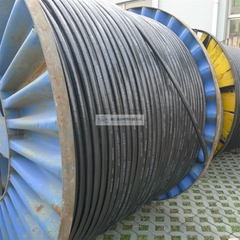 10kV Steel Core Aluminum XLPE Insulated Aerial Power Cable