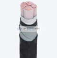 XLPE Insulated PVC Sheathed Electric
