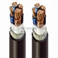 4 Core Copper Conductor PVC Insulated