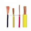 Copper core PVC insulated flexible (RV)