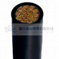 PVC Insulated and Sheathed Control Cable