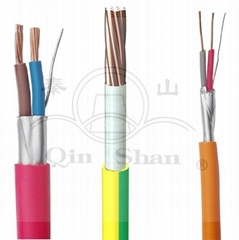 Copper core polyolefin insulated (BV) electrical wire (LS-ZH-FR)