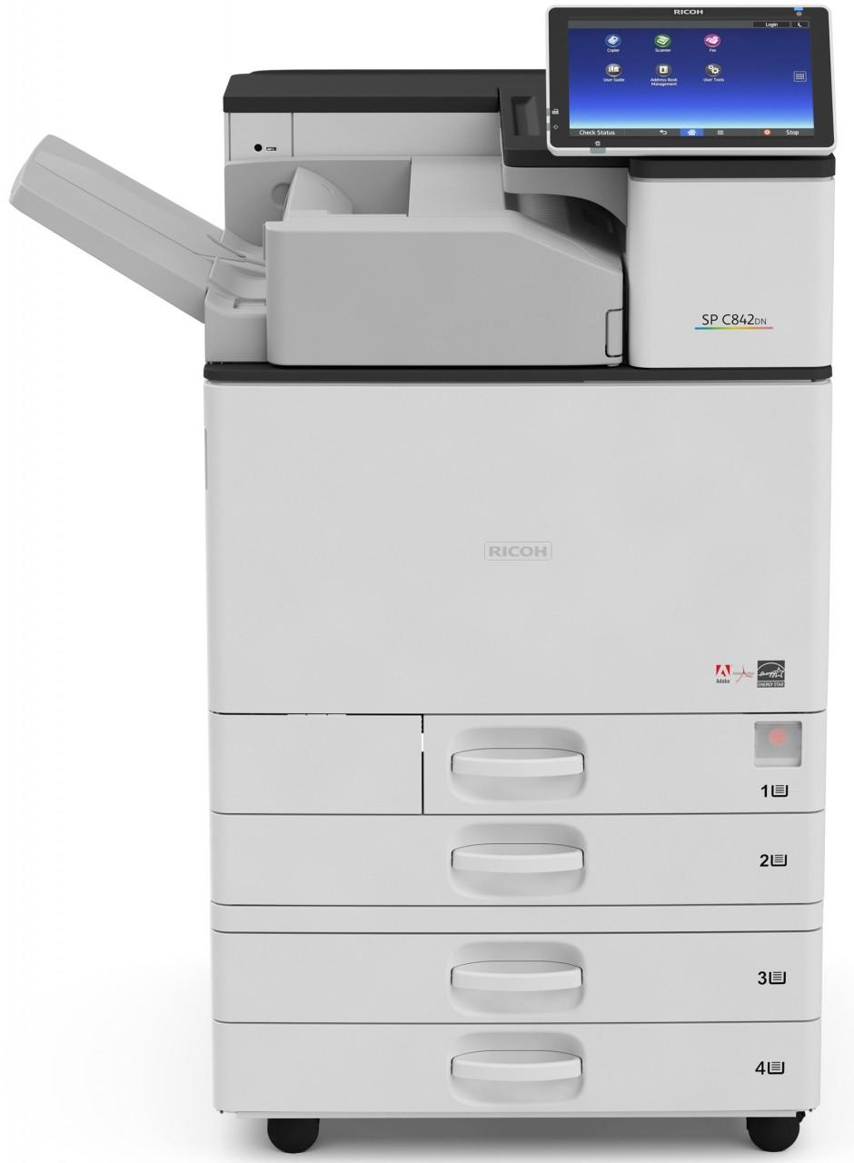 Ricoh Aficio SP C840DN Color Laser Printer 1