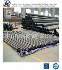 Black Ultra High Molecular Weight  Polyethylene  Pipe