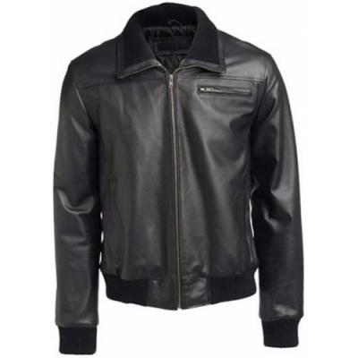 皮夹克男士时尚100%名副其实的皮革ML-2003 1