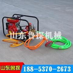 便捷式取樣鑽機QZ-2B汽油型