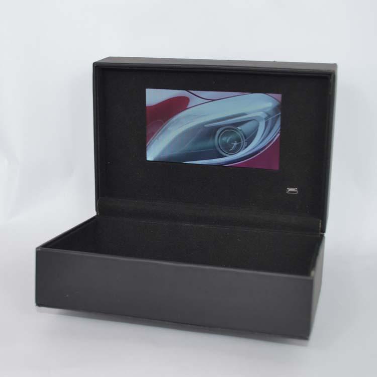 LCD TFT video 5 inch video box 2