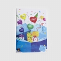 Promotion Musical Birthday Music Greeting Cards 3