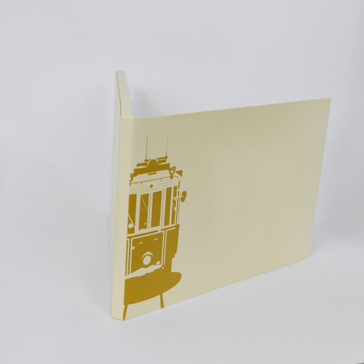 Wholesale custom printing LCD Screen cartoon 4.3 inch video business brochure 5