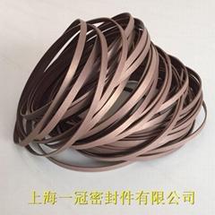 四氟铜粉阀门活塞环