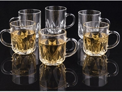 LXZB24 series Glass Beer Mugs Tea Mugs from China Factory