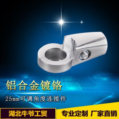 outdoor deck balcony glass railing use ss glass clamp for hardware accessories 1