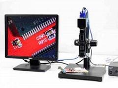 2.0MP Industrial Camera VGA Digital Microscope Phone Circuit Board Repair