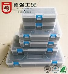 夹头套装包装盒,塑料包装盒