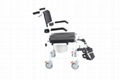 3 in 1 Commode Shower Chair, Transport