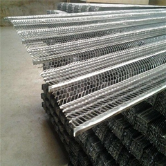 Building Materials Expanded Metal Mesh Rib Lath