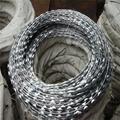 BTO-22 Concertina Razor Barbed Wire