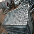 hot dipped galvanized twisted braided