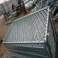 hot dipped galvanized twisted braided barbed and razor fence wire