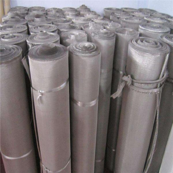 99.9%pure tungsten wire screen cloth 1