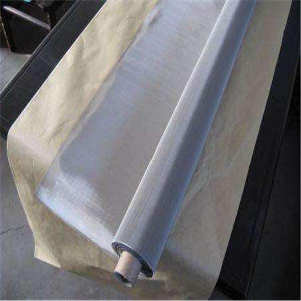 99.9%pure tungsten wire screen cloth 3