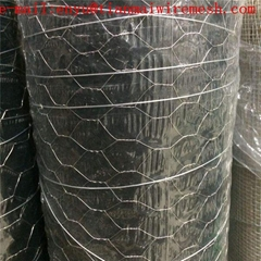 inyl Coated Hexagonal Netting Chicken Wire Fence