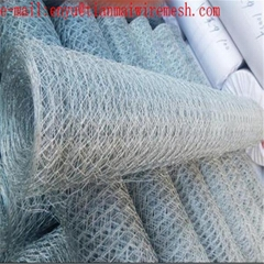 13mm (1/2'') hex aperture hexagonal wire mesh for sale
