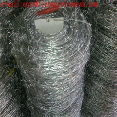 building materials galvanize razor barbed wire mesh fence