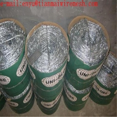 galvanized barbed wire fencing and unit weight of barbed wire