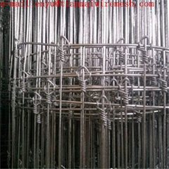 galvanized 1.65m fixed knot wire deer farm fence field fence