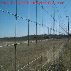 fixed knot field fencing