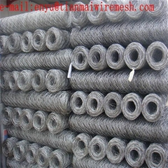 High Quality Hexagonal Chicken Rabit Breeding Wire Mesh