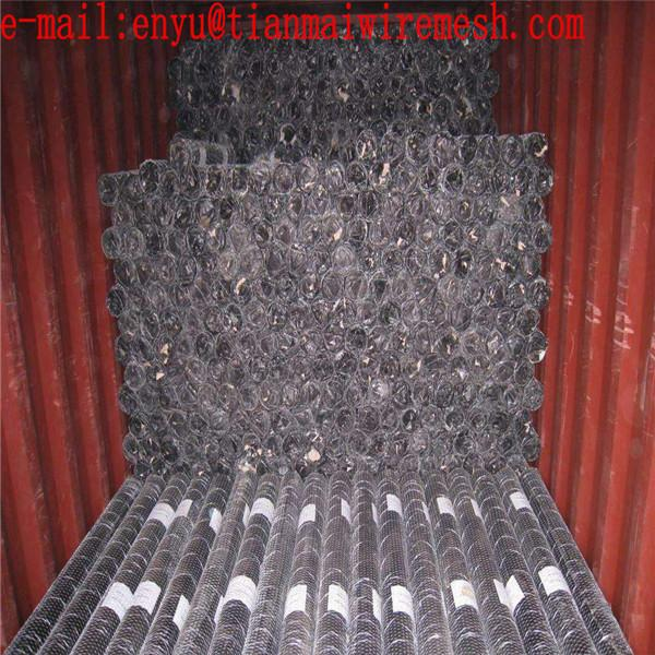 rabbit  wire mesh with ga  anized poultry fencing 5