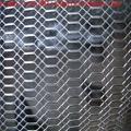 stainless steel diamond expanded metal mesh sheet  diamond small medium expande