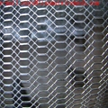 0.3mm-3mm thickness Aluminium Expanded Metal Grill Wire Mesh