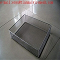 stainless steel medical instrument wire mesh metal baskets china supplier