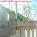 galvanzied razor wire prson fencing  prison wire fence