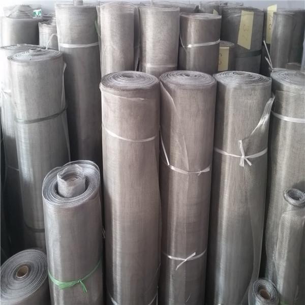Aluminum Wire Netting Aluminum alloy window screen
