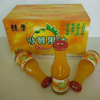 沙棘汁饮料 2