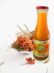 沙棘汁健康飲品