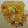 沙棘汁沙棘果汁健康饮品饮料 2